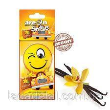 Освежитель воздуха Areon Smile (ваниль)