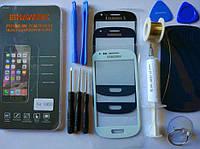 Стекло сенсорное Samsung Galaxy S3 mini I8190, тачскрин.