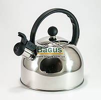 Чайник из нержавейки 2л (индукция) Empire EM-9535
