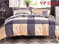 Постельное белье, семейный комплект, ранфорс, Вилюта (VILUTA) VР 17118