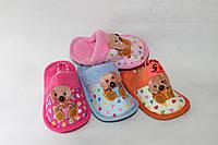 Детские комнатные тапочки MD-C25 (12пар,24-29)