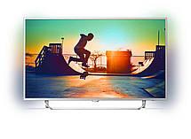 Телевизор Philips 49PUS6412/12 (PPI 900Гц, 4KUltra HD, Smart, Quad Core, Pixel Plus Ultra HD, DVB-С/T2/S2), фото 3