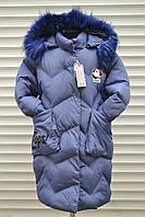 Зимнее пальто  для девочек,Размер 8-16,Фирма GRACE ,Венгрия, фото 1