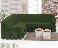Чехол на диван-уголок
