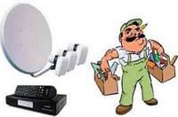 Ремонт спутниковых антенн и тюнеров