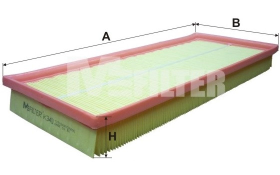 Фильтр воздушный M-Filter K340 (089/1 AP)
