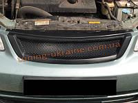 Решетка радиатора Sport для Chevrolet Lacetti 2004-2013 седан