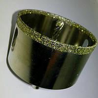 Алмазная коронка 68мм с направляющим сверлом