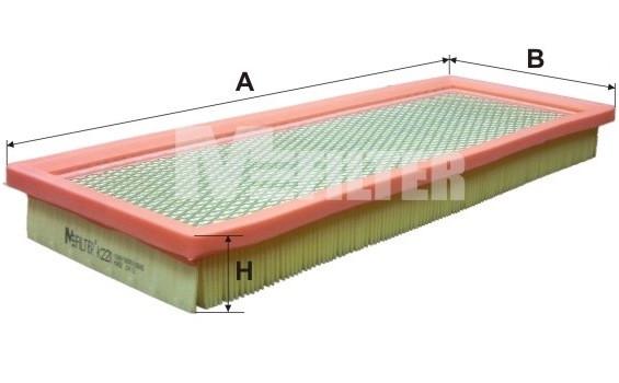 Фильтр воздушный M-Filter K228 (092 AP)