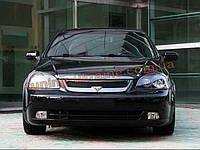 Решетка радиатора в стиле RoadRuns для Chevrolet Lacetti 2004-2013 седан