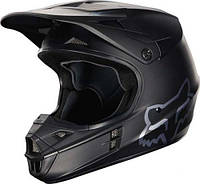 Шлем Fox V1 Matte Helmet Black