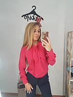 Обалденная малиновая блуза из супер-софта