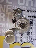 Турбина Renault Trafic 1.9 dci 01->06 Реставрация 751768-5004S