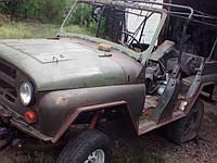 Кузов УАЗ 469, фото 1