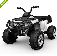 Детский квадроцикл на аккумуляторе M 3564EL-1 белый  ***