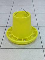 Кормушка бункерная  для птицы пластиковая  10 л