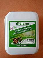 Концентрат для приготовления рабочих растворов для дезинфекции инструментов Biolong 250 мл