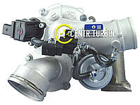 Турбины 53039880159 (Volkswagen VW CC 1.8 TFSI 160 HP)