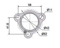 № 2505169 Комплект прокладок турбины Audi 1.8, VW 1.8, Seat 1.8, Skoda 1.8
