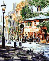 Картины по номерам - Уютное кафе