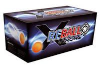 Пейнтбольные резиновые шары Reball Box 500 шт STRONG