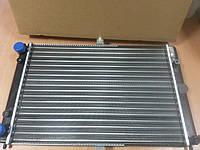 """Радиатор водяного охлаждения ВАЗ 21082, 21092, 210992 алюминиевый для инжекторных авто """"TEMPEST"""" - Тайвань, фото 1"""