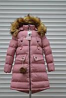 Зимнее пальто  для девочек,Размер 4-12,Фирма GRACE ,Венгрия, фото 1