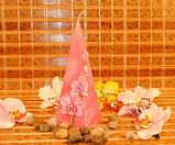 """Свеча """"Орхидея"""" (15*5 см) , фото 3"""