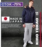 Японский мужской бомбер Киро Токао