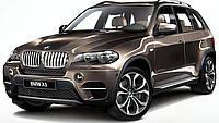 Защита двигателя на BMW X5 e70 (2006-2014)