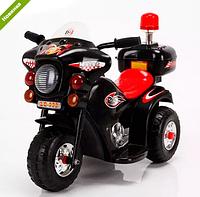 Детский мотоцикл  BAMBI  M 3576-2 черный ***