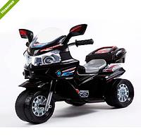 Детский мотоцикл  BAMBI  M 3577-2 черный  ***