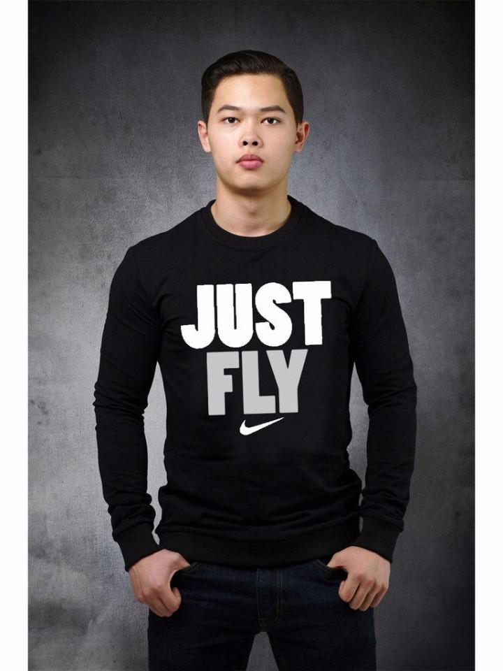 cc69f6cb Спортивная кофта Nike, черный, найк, Л4070, цена 399 грн., купить в ...