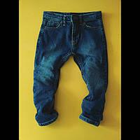Джинсовые штаны для мальчика 104-116