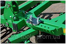 Борона тракторная дисковая 2,4 м. 2 секции Bomet  БЕЗ  КАТКА , фото 2