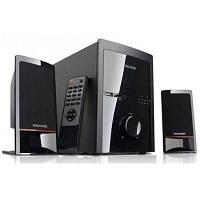 Акустическая система Microlab M-700U черный 2.1