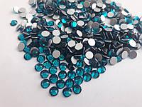 Стразы ss16 Blue Zircon, 100шт. (3.8-4.0мм)