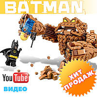 """Конструктор лего бэтмен Lepin batman 07050 """"Атака Глиноликого"""" 469 дет"""