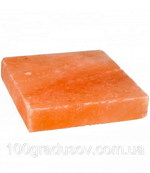 Гималайская соль - плитка SF3 (20x20x2,5 см)