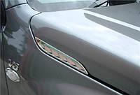Накладки на капот Suzuki Grand Vitara