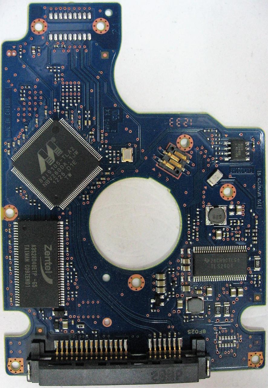 Плата HDD 500GB 7200rpm 32MB SATA II 2.5 Hitachi HTS727550A9E364 0A90269