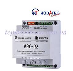Контроллер удаленного управления VRC - R2 (Новатек-Электро)