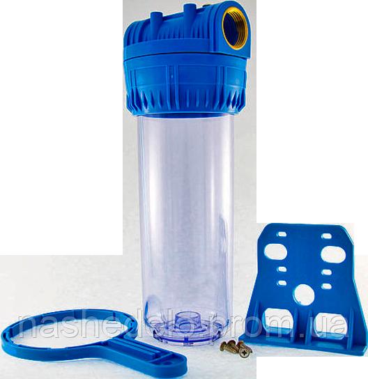 Фильтр для воды. Колба APC 1'; 3/4'; 1/2' 2 литра