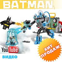 """Конструктор лего бэтмен Bela batman 10628 """"Ледяная aтака Мистера Фриза"""" 222 дет"""