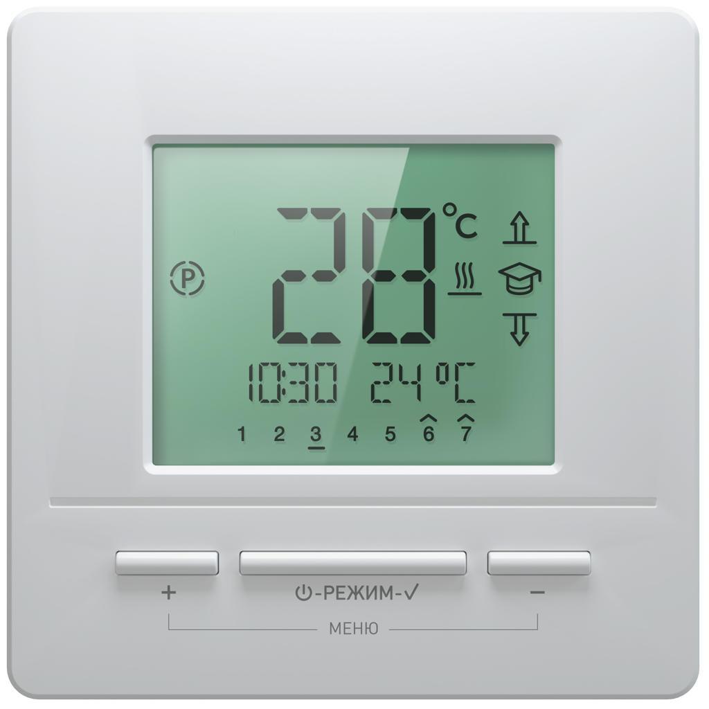 Терморегулятор программируемый Наш Комфорт 721