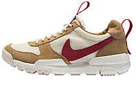Мужские кроссовки Tom Sachs X Nike Mars Yard Shoe White/Red