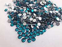 Стразы ss20 Blue Zircon, 100шт. (4,6-4,8мм)