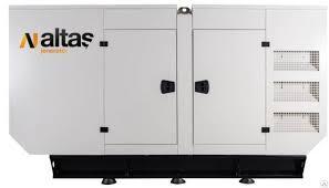 Дизель генератор ALTAS AJ-WP170