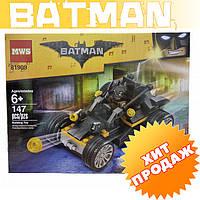"Конструктор лего бэтмен 81909 The Batman Movie ""Погоня на автомобиле"" 147 дет"