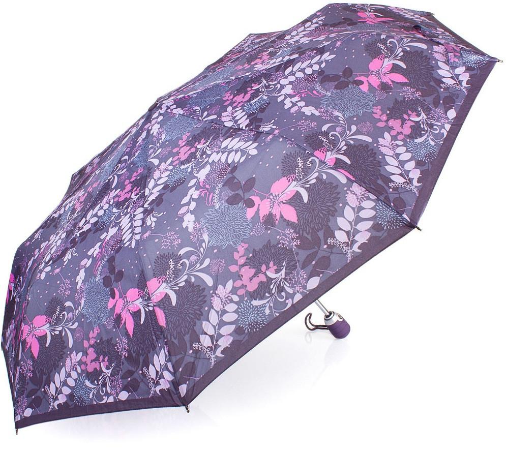 Женский, стильный зонт-автомат AIRTON Z3955-2044, цвет разноцветный. Антиветер!